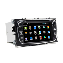 "7"" Android 7.1 Car DVD Player for Ford 2 S-max Mondeo C-max with GPS stereo multimedia audio radio"