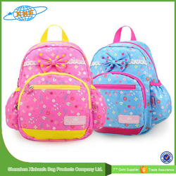sparkle backpack beautiful children pink sweet full printed sparkle school bag for kid