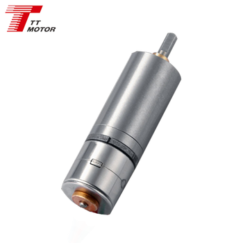 Planetary geared stepper dc brushed motor 5v
