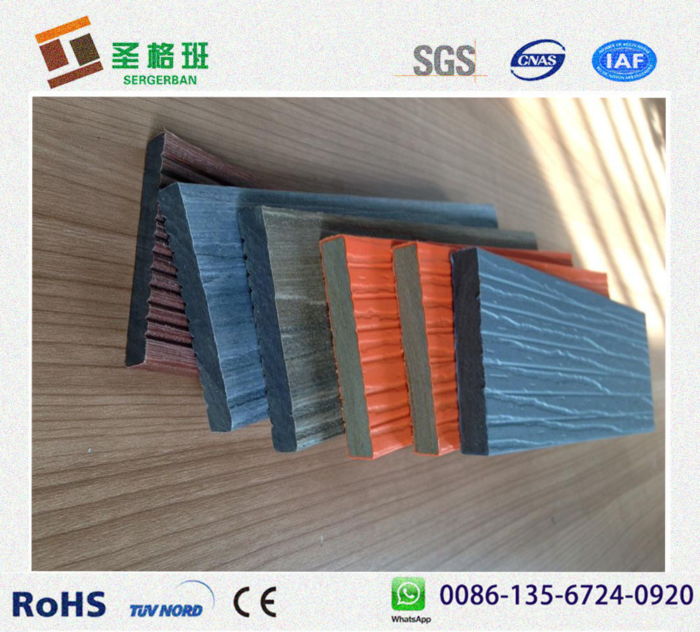 Co-extrusion WPC Decking, Cheap composite Decking tiles, Decking Boards WPC