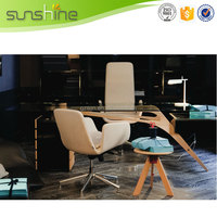 Cheap price custom Best Selling executive desk antique