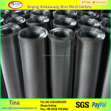 hot selling Galvanized expanded metal gothic mesh/Aluminum expanded metal mesh