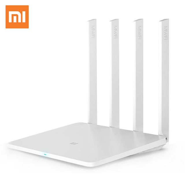 Original Xiaomi Router 3G <strong>WiFi</strong> 1167Mbps Dual Band 2.4G 5G 128MB 256MB Memory USB 3.0 Mi repetidor