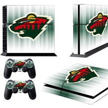 Customized Cool Design Decal Skin Sticker For Ps4 Slim Console