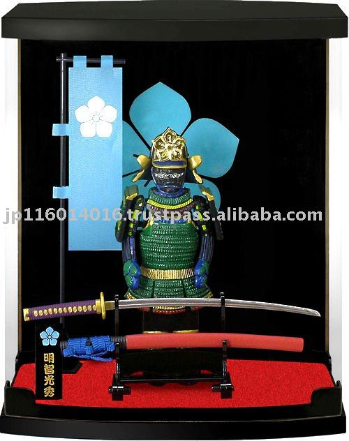 Authentic Samurai Figure/Figurine: Armor Series #11