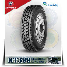 Good Quality Premium brand NEOTERRA 295/75R22.5 radial truck tire