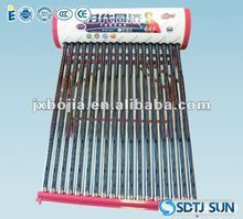 Hot-selling Compact Solar Water Heater Free Energy with Pressurized Systems