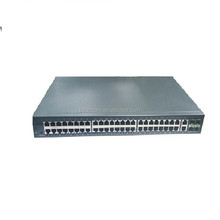 48 Gigabit ports high quality network industrial ethernet switch
