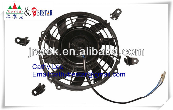 "7"" 12V Universal Auto A/C Condenser Electric Fan"