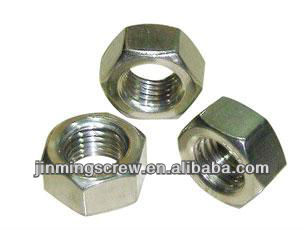 din 6334 hex coupling nuts