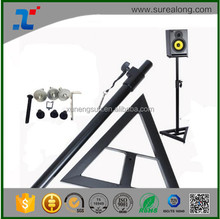 Customized Metal brackets factory off tripod speaker stands