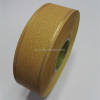 35gsm double gold line cigarette yellow cork tipping paper