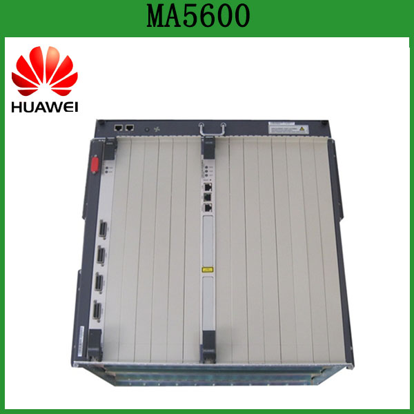 Huawei SmartAX MA5600 IP DSLAM 64 Channels ADSL2+ over POTS dslam with SCUB