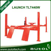 CE original and durable LAUNCH TLT440W used hydraulic home garage 4 post car lift for sale