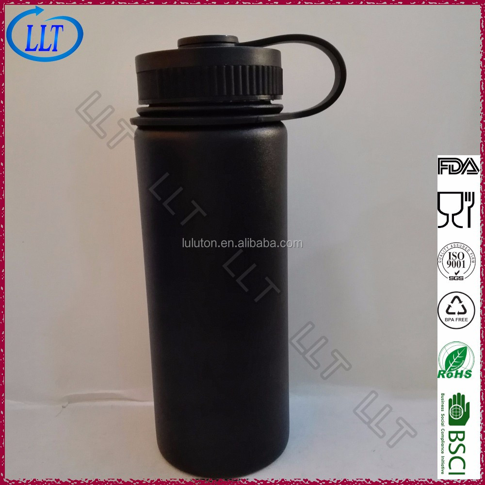 Insulated stainless steel 500ml double layer vacuum flask