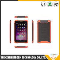 K8000 7 inch Touch Screen Rugged Style 3G tablet android 4.2.2 tablet pc