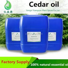 New Product Pure Essential Oil Red Cedar Wood Oil Thuja Cedarwood Oil CAS No: 8006-64-2