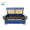 Auto rolling! NC-F1810 Fabric Cotton Laser Cutting Machine PRICE with CE,ISO9001,FDA