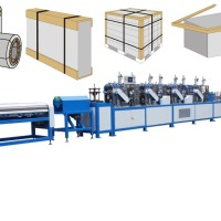 Corner Protective Machine High Quality Paper