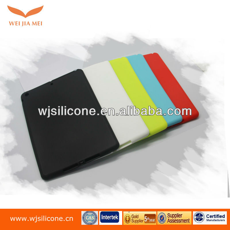 Hot Silicone Newest Defender For Ipad 5 Stylish Shield