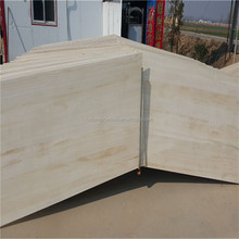 Cheap wood board paulownia solid lumber timber raw materials