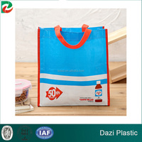 Polyester Material reusable shopping bags wholesale