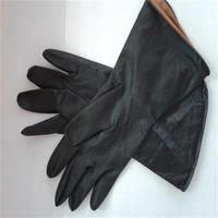 hand work rubber industrial latex rubber gloves