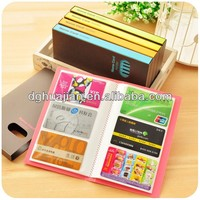 Cheap business card book holder