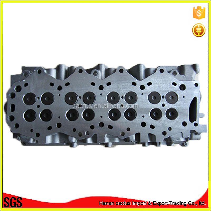 Complete WE WL-<strong>C</strong> Cylinder Head WE01-<strong>101</strong>-00K FOR Mazda BT-50