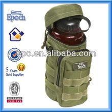 Wholesale outdoor camping hiking tactical military water bottle bag