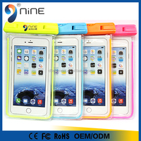 2016 new product promotion gift!waterproof phone pouch case for iphone6s