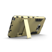 2 in 1 Heavy Duty Shockproof Cover For Samsung Galaxy Note 5 Phone Case