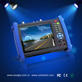 "7 ""Touch screen CCTV tester IP ONVIF SDI tester"