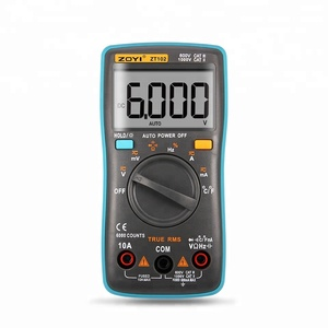 Handheld Auto Ranging Auto Power Off Digital Multimeter