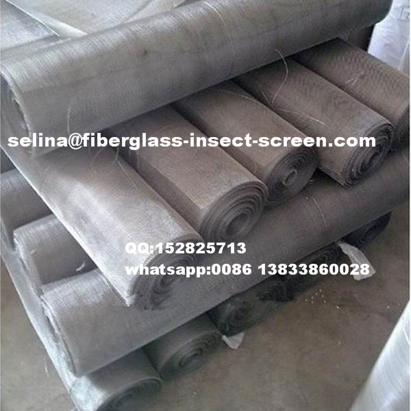 Aluminum Wire Netting/Aluminum alloy window screen/Stainless Steel Wire