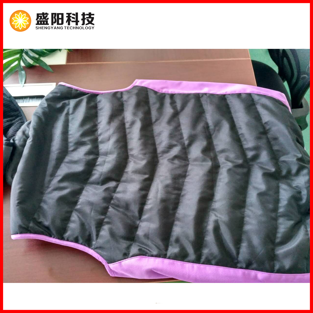 Rechargable battery heated outdoor vest SYHV-006