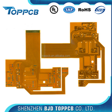 One stop equipment polyimide rigid-flex pcb assembly, reasonablel price rigid flexible pcb board