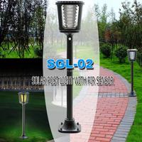 Fiber Optic Outdoor Small Street Solar Light System For Garden