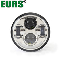 EURS highly modified cars led for sale 3500lm 6000k 3A 5.75Inch 40W Round headlights