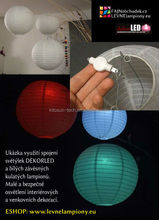 11colors Cheap Single Battery Operated Holiday Flying Led Paper Lantern Lights For Decorations