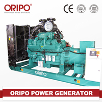 200kVA Diesel Generator Set Price, Powered by Cummin Engine 6CTA8.3-G2