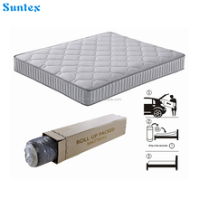 Hot Sale Cheap Price Convenient Pocket Spring Roll Pack Mattress