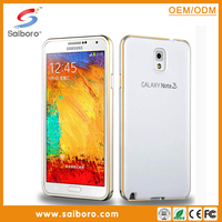mobile accessory metal painting mobile phone cases for Samsung Note3 from phone cases manufacturer