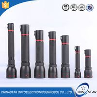 Long Quality Warranty customizable 6000 lumens flashlights