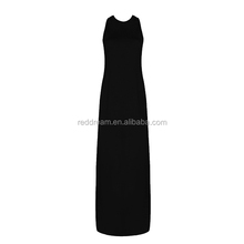 2017 New Ladies Spring Autumn Sexy Sleeveless Gown Dress Women Elegant Evening Sexy Long Club Party Dresses