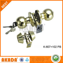 Invisible Door Lock Cylinderical Lock