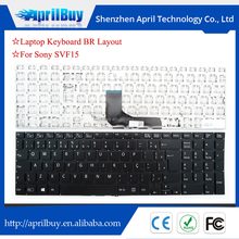 laptop keyboard for sony svf15 br teclado layout