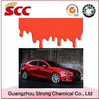 high binding capacity resistance epoxy car body filler (red)