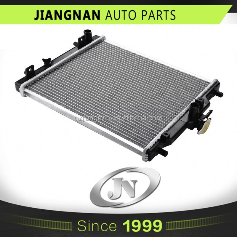 Top performance auto radiator covers