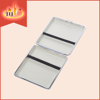 JL-081N Yiwu Jiju Leahter Timed Cigarette Box, New Cigarette Box
